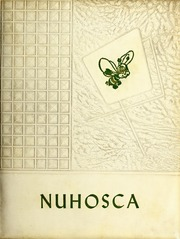 1956 Edition, New Hope High School - Nuhosca Yearbook (Goldsboro, NC)