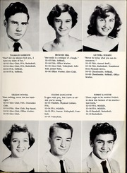 Page 13, 1956 Edition, New Hope High School - Nuhosca Yearbook (Goldsboro, NC) online yearbook collection