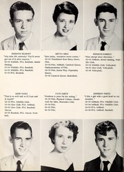 Page 14, 1956 Edition, New Hope High School - Nuhosca Yearbook (Goldsboro, NC) online yearbook collection