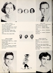 Page 16, 1956 Edition, New Hope High School - Nuhosca Yearbook (Goldsboro, NC) online yearbook collection