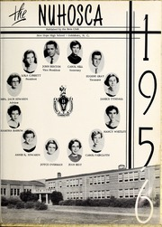 Page 5, 1956 Edition, New Hope High School - Nuhosca Yearbook (Goldsboro, NC) online yearbook collection