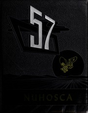 1957 Edition, New Hope High School - Nuhosca Yearbook (Goldsboro, NC)
