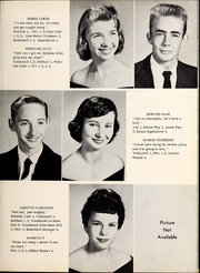 Page 13, 1957 Edition, New Hope High School - Nuhosca Yearbook (Goldsboro, NC) online yearbook collection