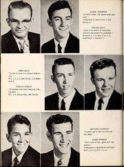 Page 14, 1957 Edition, New Hope High School - Nuhosca Yearbook (Goldsboro, NC) online yearbook collection