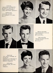 Page 15, 1957 Edition, New Hope High School - Nuhosca Yearbook (Goldsboro, NC) online yearbook collection