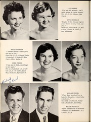 Page 16, 1957 Edition, New Hope High School - Nuhosca Yearbook (Goldsboro, NC) online yearbook collection