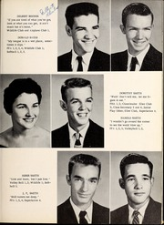 Page 17, 1957 Edition, New Hope High School - Nuhosca Yearbook (Goldsboro, NC) online yearbook collection