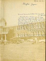 Page 3, 1957 Edition, New Hope High School - Nuhosca Yearbook (Goldsboro, NC) online yearbook collection