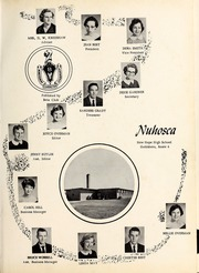 Page 5, 1957 Edition, New Hope High School - Nuhosca Yearbook (Goldsboro, NC) online yearbook collection