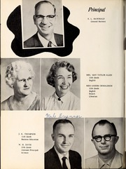 Page 8, 1957 Edition, New Hope High School - Nuhosca Yearbook (Goldsboro, NC) online yearbook collection
