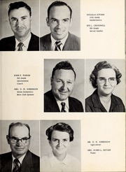 Page 9, 1957 Edition, New Hope High School - Nuhosca Yearbook (Goldsboro, NC) online yearbook collection