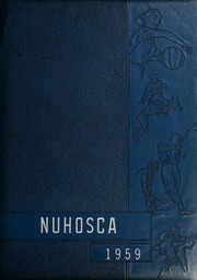 1959 Edition, New Hope High School - Nuhosca Yearbook (Goldsboro, NC)