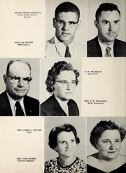 Page 10, 1959 Edition, New Hope High School - Nuhosca Yearbook (Goldsboro, NC) online yearbook collection