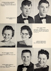 Page 13, 1959 Edition, New Hope High School - Nuhosca Yearbook (Goldsboro, NC) online yearbook collection