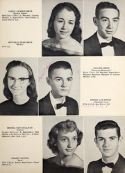 Page 17, 1959 Edition, New Hope High School - Nuhosca Yearbook (Goldsboro, NC) online yearbook collection