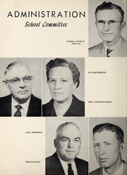 Page 8, 1959 Edition, New Hope High School - Nuhosca Yearbook (Goldsboro, NC) online yearbook collection