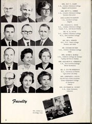 Page 12, 1962 Edition, New Hope High School - Nuhosca Yearbook (Goldsboro, NC) online yearbook collection