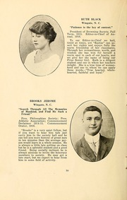 Page 12, 1916 Edition, Wingate School - X Ray Yearbook (Wingate, NC) online yearbook collection