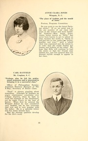 Page 17, 1916 Edition, Wingate School - X Ray Yearbook (Wingate, NC) online yearbook collection