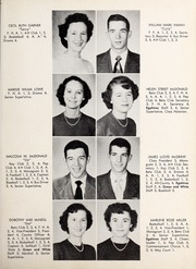 Page 11, 1951 Edition, Carthage High School - Egahtrac Yearbook (Carthage, NC) online yearbook collection