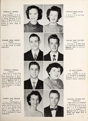 Page 13, 1951 Edition, Carthage High School - Egahtrac Yearbook (Carthage, NC) online yearbook collection
