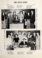 Page 7, 1951 Edition, Carthage High School - Egahtrac Yearbook (Carthage, NC) online yearbook collection