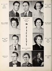 Page 8, 1951 Edition, Carthage High School - Egahtrac Yearbook (Carthage, NC) online yearbook collection