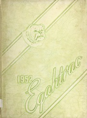1952 Edition, Carthage High School - Egahtrac Yearbook (Carthage, NC)