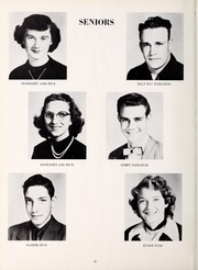 Page 14, 1953 Edition, Carthage High School - Egahtrac Yearbook (Carthage, NC) online yearbook collection