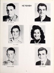 Page 15, 1953 Edition, Carthage High School - Egahtrac Yearbook (Carthage, NC) online yearbook collection