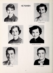 Page 16, 1953 Edition, Carthage High School - Egahtrac Yearbook (Carthage, NC) online yearbook collection