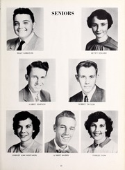 Page 17, 1953 Edition, Carthage High School - Egahtrac Yearbook (Carthage, NC) online yearbook collection