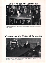 Page 12, 1967 Edition, Littleton High School - Blue Jay Yearbook (Littleton, NC) online yearbook collection