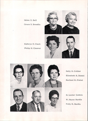 Page 14, 1967 Edition, Littleton High School - Blue Jay Yearbook (Littleton, NC) online yearbook collection