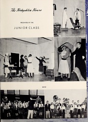 Page 7, 1954 Edition, Jonesville High School - Blue Jay Yearbook (Jonesville, NC) online yearbook collection
