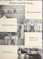 Page 9, 1954 Edition, Jonesville High School - Blue Jay Yearbook (Jonesville, NC) online yearbook collection