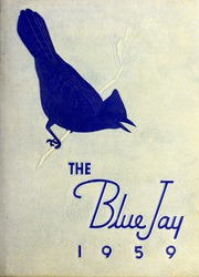 Page 1, 1959 Edition, Jonesville High School - Blue Jay Yearbook (Jonesville, NC) online yearbook collection