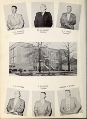 Page 10, 1955 Edition, Micro High School - Mi Cro Yearbook (Micro, NC) online yearbook collection