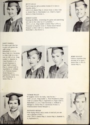 Page 15, 1955 Edition, Micro High School - Mi Cro Yearbook (Micro, NC) online yearbook collection