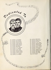 Page 6, 1955 Edition, Micro High School - Mi Cro Yearbook (Micro, NC) online yearbook collection