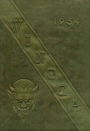 Page 1, 1954 Edition, Windsor High School - Winoca Yearbook (Windsor, NC) online yearbook collection