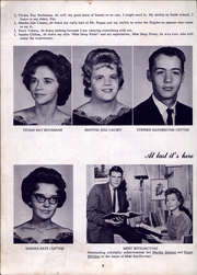 Page 12, 1964 Edition, Deep River High School - Demons Diary Yearbook (Sanford, NC) online yearbook collection