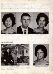 Page 13, 1964 Edition, Deep River High School - Demons Diary Yearbook (Sanford, NC) online yearbook collection