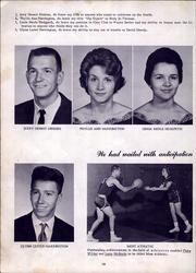 Page 14, 1964 Edition, Deep River High School - Demons Diary Yearbook (Sanford, NC) online yearbook collection