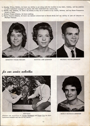 Page 15, 1964 Edition, Deep River High School - Demons Diary Yearbook (Sanford, NC) online yearbook collection