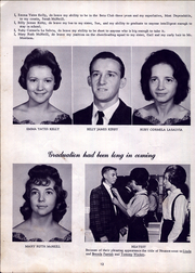Page 16, 1964 Edition, Deep River High School - Demons Diary Yearbook (Sanford, NC) online yearbook collection