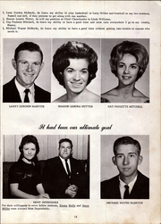 Page 17, 1964 Edition, Deep River High School - Demons Diary Yearbook (Sanford, NC) online yearbook collection