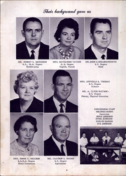 Page 8, 1964 Edition, Deep River High School - Demons Diary Yearbook (Sanford, NC) online yearbook collection