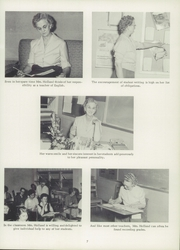 Page 11, 1960 Edition, Northwest High School - Tohari Yearbook (Winston Salem, NC) online yearbook collection