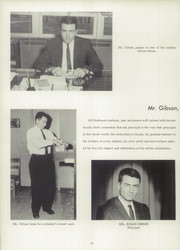 Page 16, 1960 Edition, Northwest High School - Tohari Yearbook (Winston Salem, NC) online yearbook collection